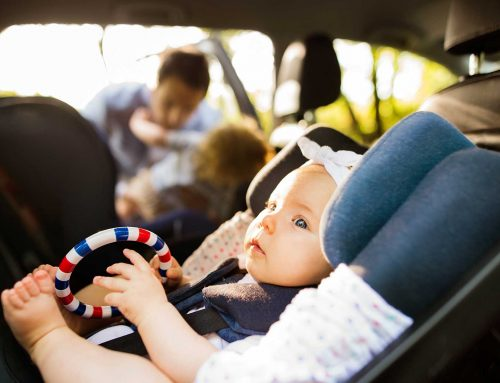Top Tips For Car Seat Safety